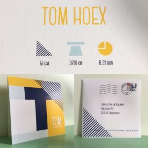 Baby_Tom-geboortekaartje-van_Kira